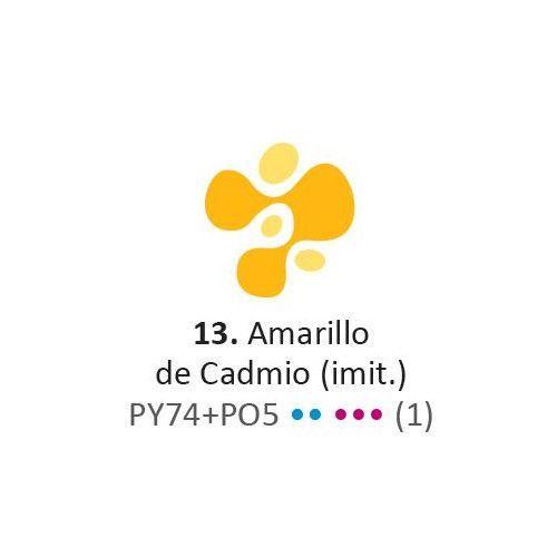 Acrilico Eterna Profesional 200ml Amarillo de Cadmio (imit)