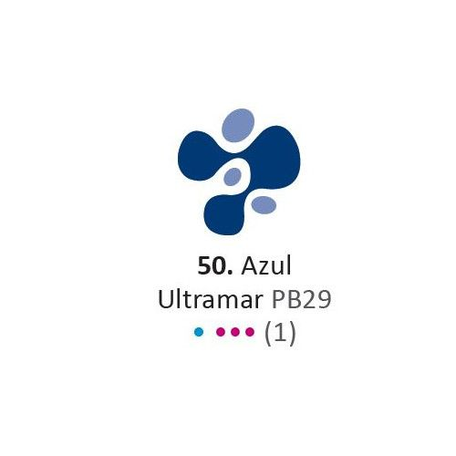 Acrilico Eterna Profesional 200ml Azul Ultramar