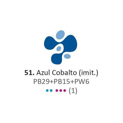 Acrilico Eterna Profesional 200ml Azul Cobalto (imit)