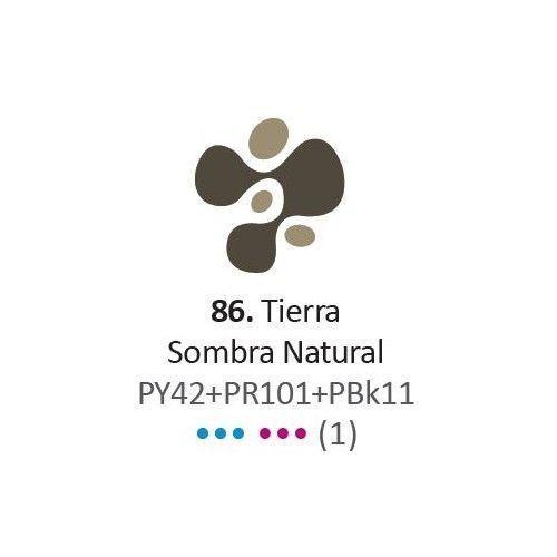 Acrilico Eterna Profesional 200ml Tierra Sombra Natural