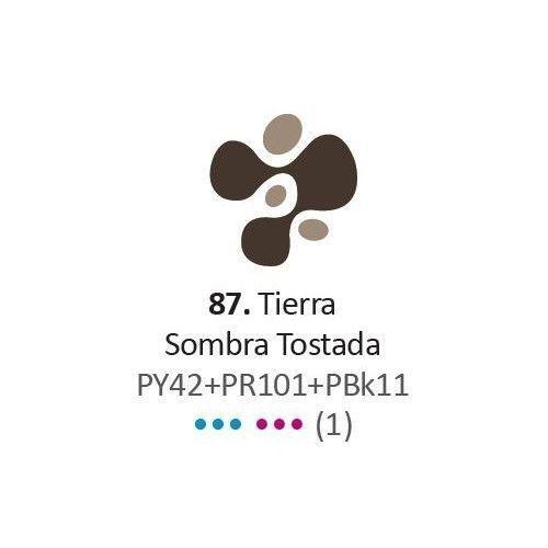 Acrilico Eterna Profesional 200ml Tierra Sombra Tostada