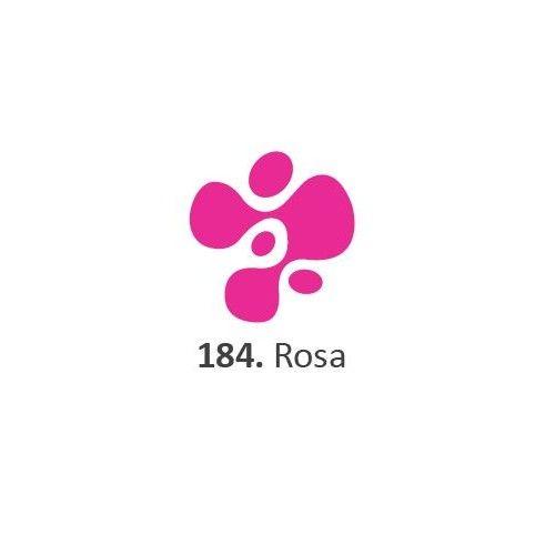 Acrilico Eterna Profesional 200ml Rosa Fluo