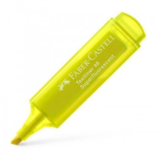 Resaltador Superfluo Faber Castell Amarillo