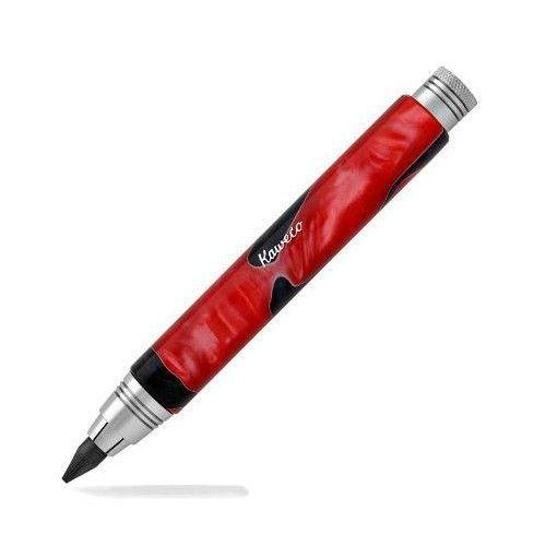 Portaminas Kaweco Acrilyc 5,6mm rojo