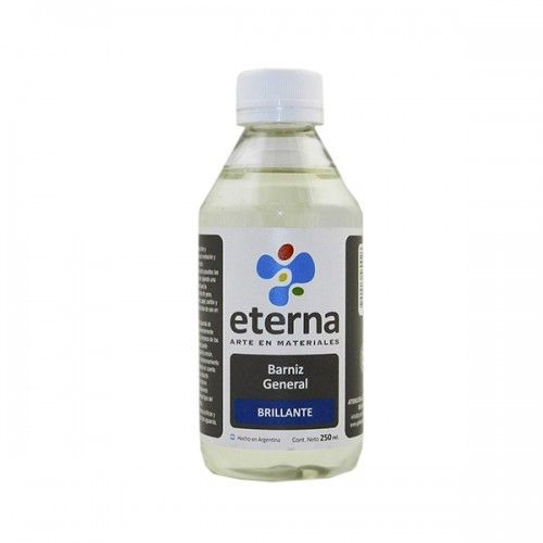 Barniz general brillante Eterna 250ml