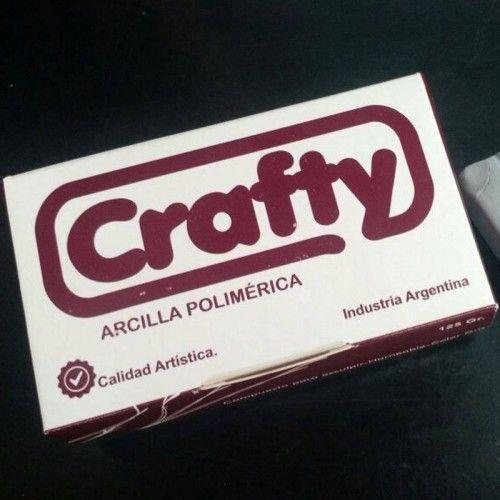 Arcilla polimérica Crafty 125grs