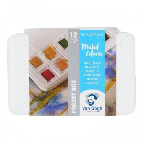 Acuarelas Van Gogh Colores Tenues