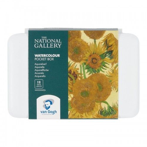 Acuarelas Van Gogh National Gallery