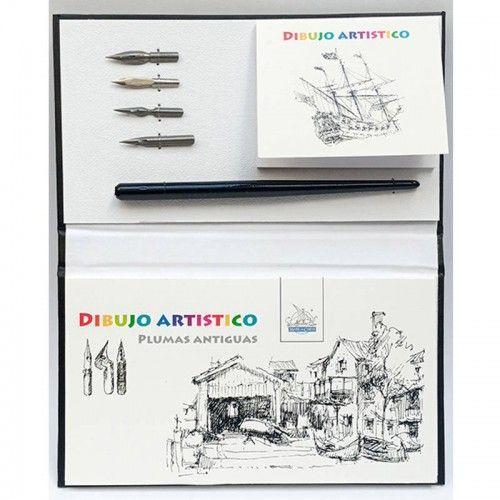 Plumas & Libretas Dibujo Artístico