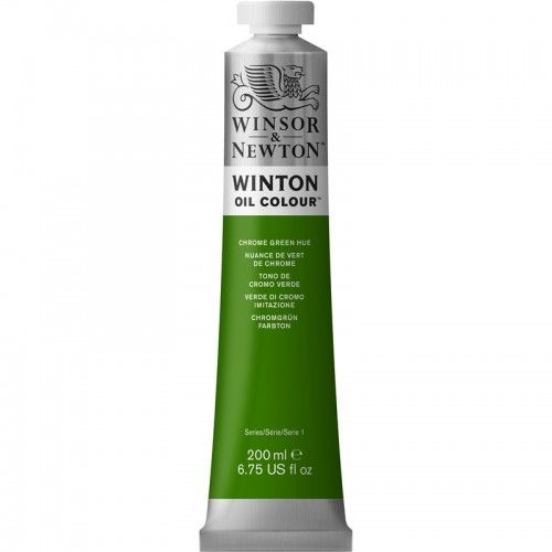 Oleo Winsor & Newton 200ml Verde de cromo