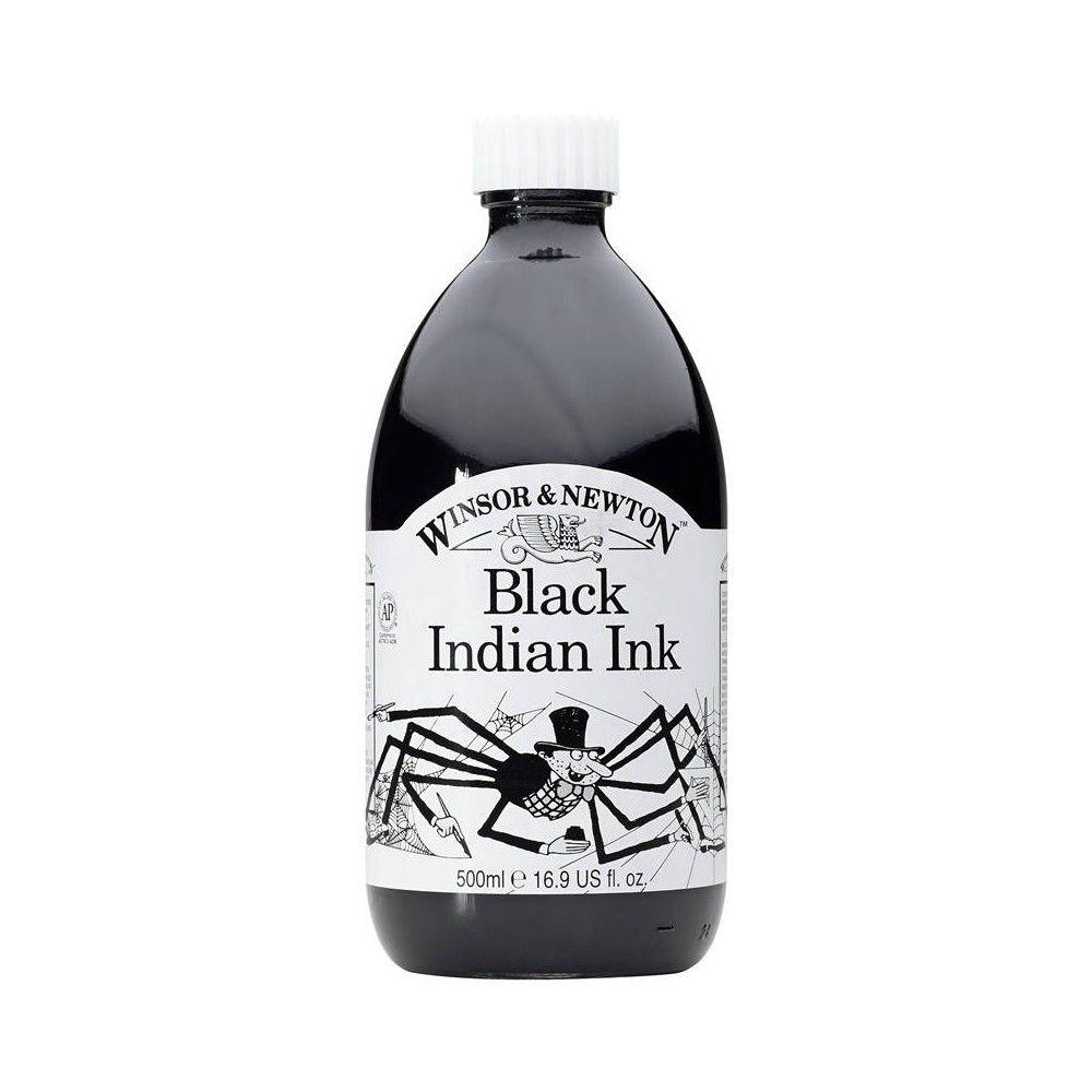 Tinta W&N Black Ink 500 ml