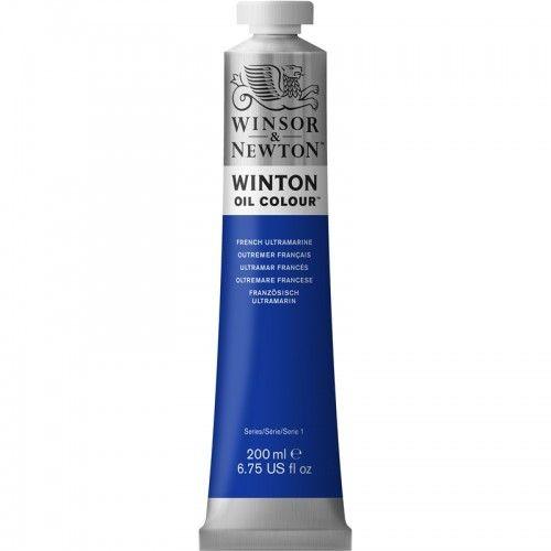 Oleo Winsor & Newton 200ml Ultramar Frances
