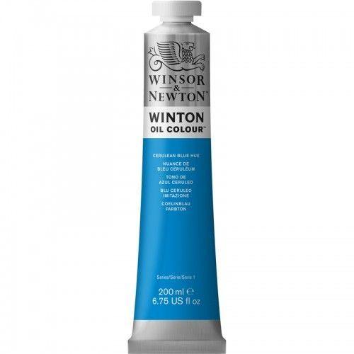 Oleo Winsor & Newton 200ml Azul Ceruleo