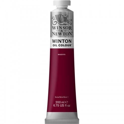 Oleo Winsor & Newton 200ml Magenta