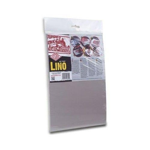 Plancha de linoleo 30 x 20 cm 3.2 mm