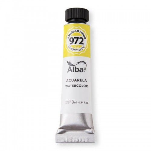 Acuarela Alba Amarillo Limon G2 10ml