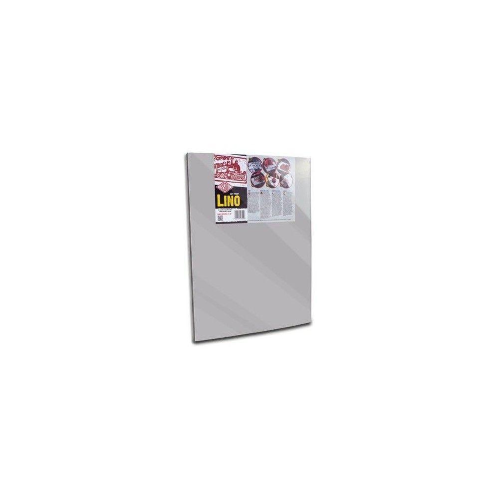 Plancha de linoleo 40 x 30 cm 3.2 mm