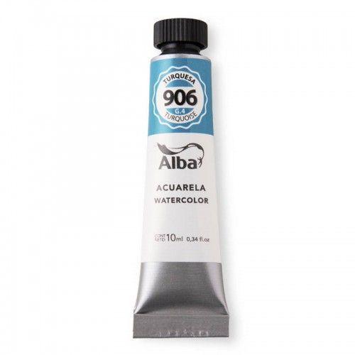 Acuarela Alba Turquesa G4 10ml