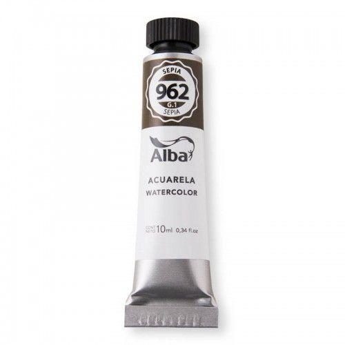 Acuarela Alba Sepia G1 10ml