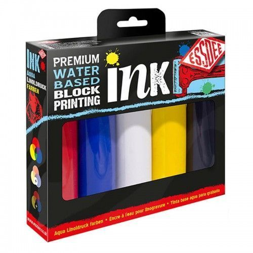 Premium Printing Ink Water based (Primary Colours)