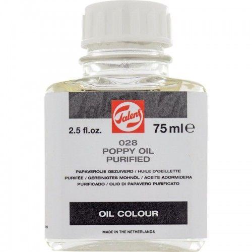 Aceite de adormidera 028 - Botella 75ml