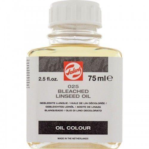 ACEITE DE LINAZA BLANQUEADO 025 - Botella 75 ml.