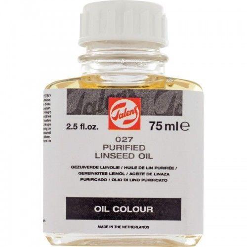 ACEITE DE LINAZA purificado 027 - Botella 75 ml.