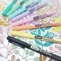 Marcador Art Brush Trabi pastel 10 unidades