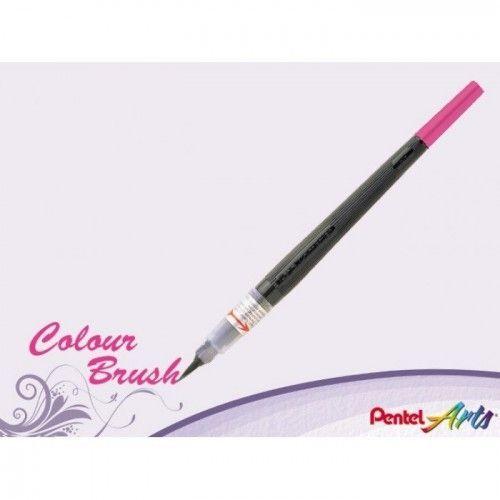 Marcador BrushColor Pentel Rosa