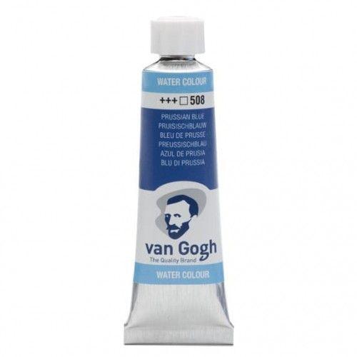 Acuarela Van Gogh Azul de Prusia