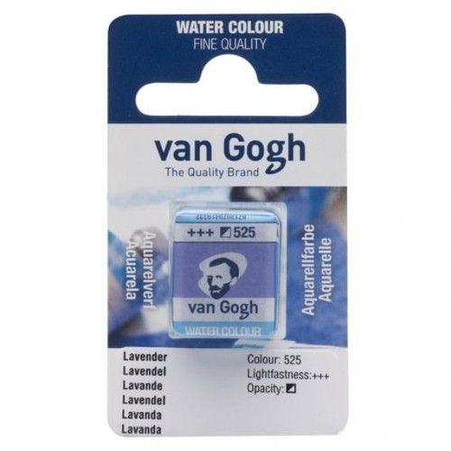 Acuarela en pastilla Van Gogh Lavanda