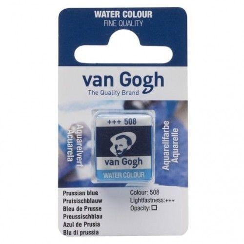 Acuarela en pastilla Van Gogh Azul de Prusia