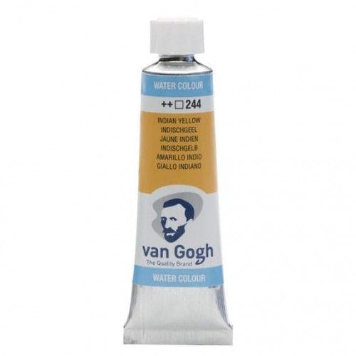Acuarela Van Gogh Amarillo indio