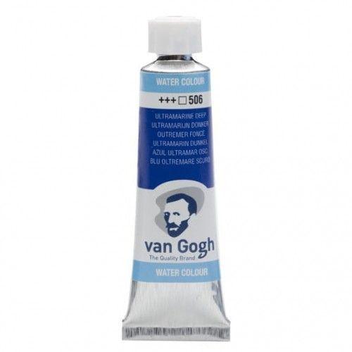 Acuarela Van Gogh Azul ultramar O