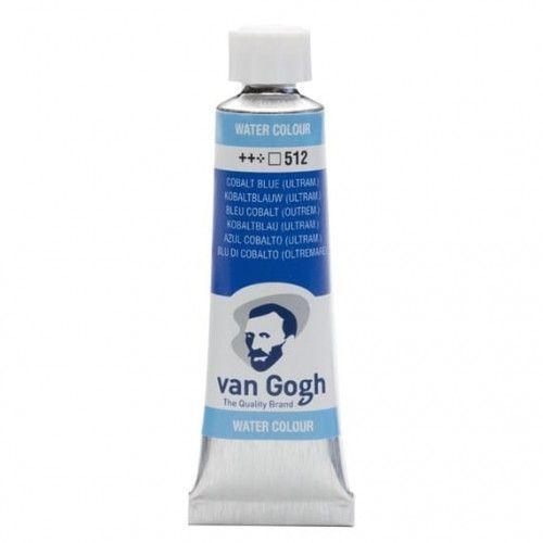 Acuarela Van Gogh Azul cobalto (ultram.)