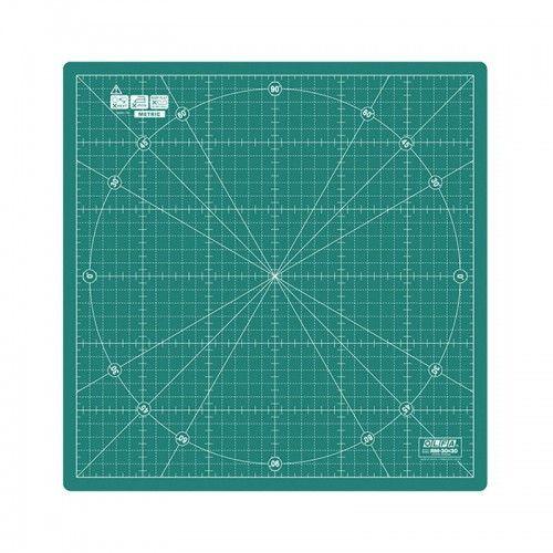 Plancha de corte Olfa rotativa RM 30x30cm