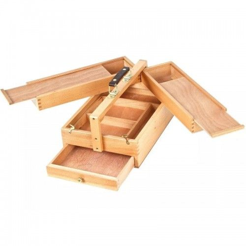 Caja de madera Multiusos 36x24x15cm