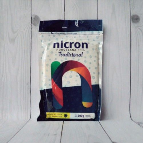 Porcelana fría Nicron Tradicional 500grs
