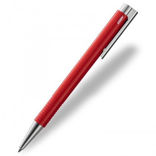 Bolígrafo Lamy Logo + Rojo