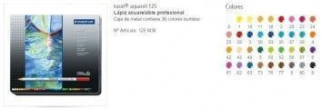 Lápices Staedtler Karat 36 unidades