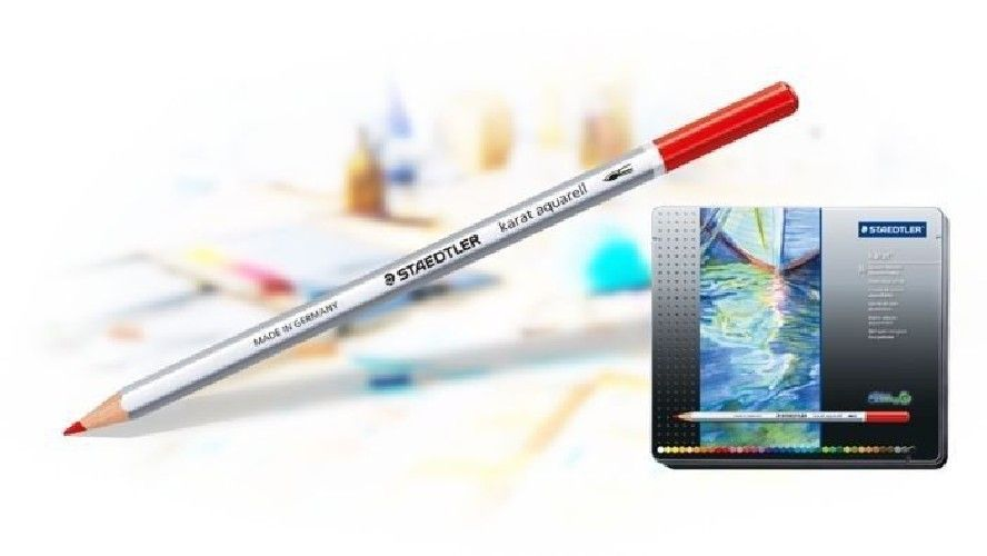 Lápices acurelables Staedtler Karat 48 unidades