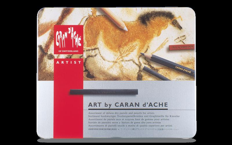 Estuche Artist C´da 17 elementos