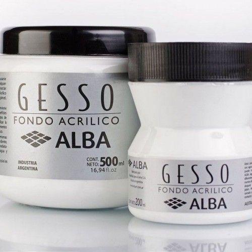 Gesso Alba 500 ml