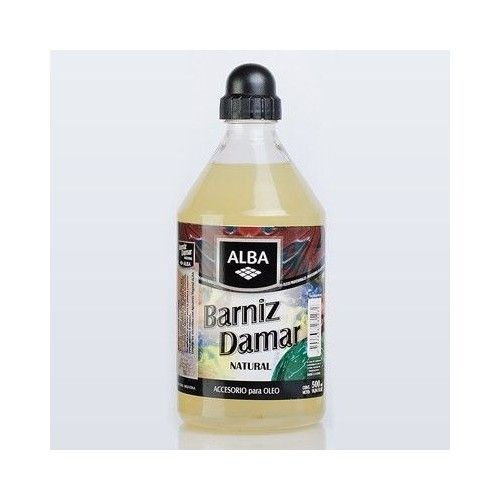 Barniz Damar Alba 500 ml