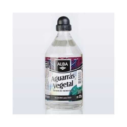 Aguarrás Vegetal (trementina) 500 ml